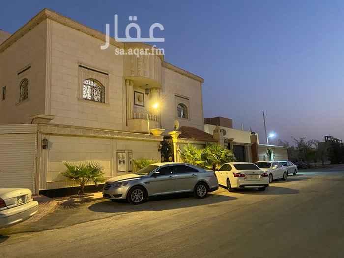 فيلا للبيع في شارع الملقا ، حي ظهرة لبن ، الرياض ، الرياض