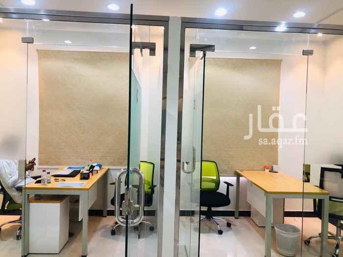 مكتب تجاري للإيجار في حي ، طريق الملك عبدالعزيز ، حي العارض ، الرياض ، الرياض
