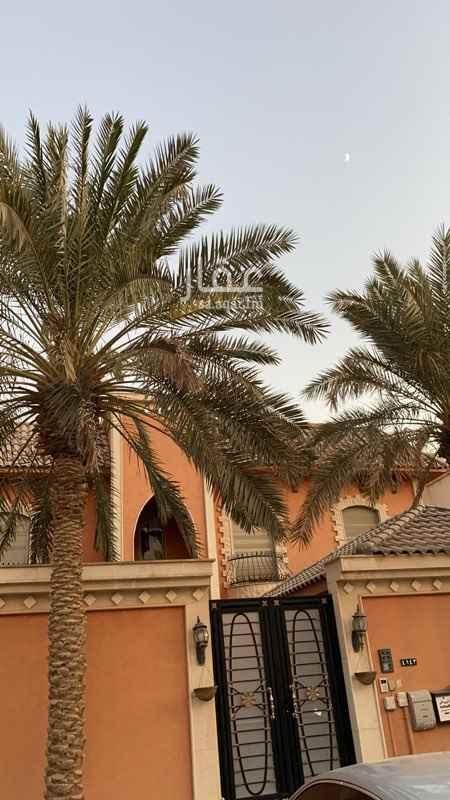 دور للإيجار في شارع تدمر ، حي الحمراء ، الرياض