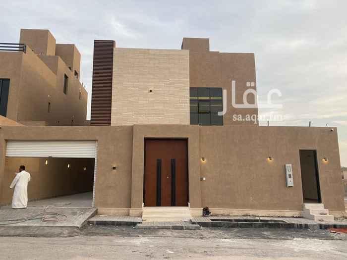 فيلا للبيع في شارع الميراد ، حي الصحافة ، الرياض ، الرياض