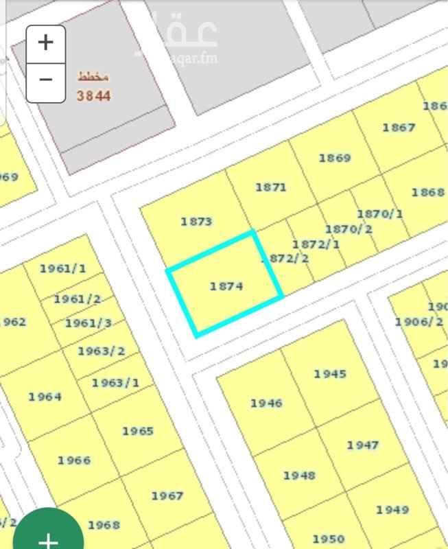 أرض للبيع في شارع انس ابن مالك ، حي النرجس ، الرياض ، الرياض