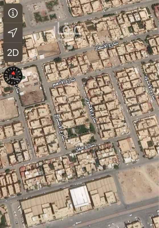 أرض للبيع في شارع وادي الصحن ، حي الصحافة ، الرياض ، الرياض