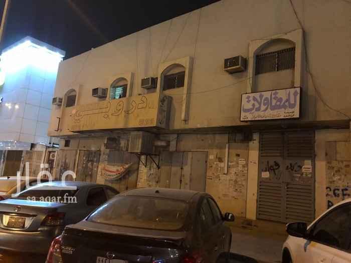 محل للإيجار في شارع عائشة بنت أبي بكر, السويدي, الرياض