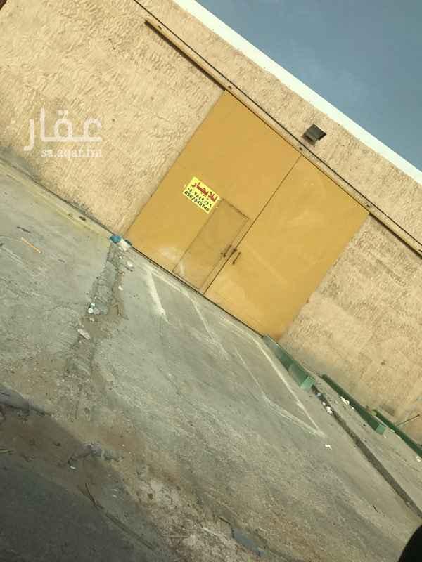 مستودع للإيجار في طريق مجلس التعاون ، حي التعاون ، الخبر