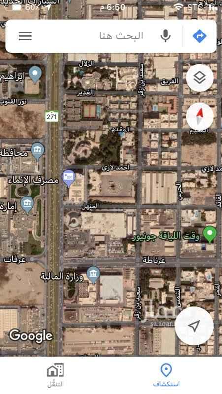 أرض للإيجار في طريق المدينة المنورة ، حي العزيزية ، جدة