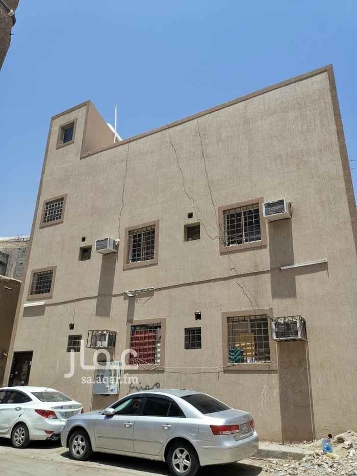 عمارة للبيع في شارع جرجاء ، حي المرقب ، الرياض ، الرياض