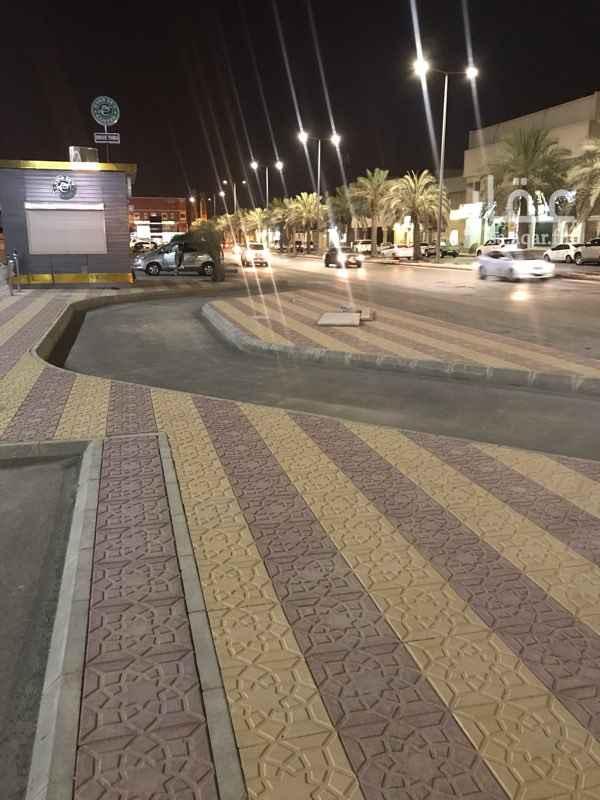 أرض للإيجار في شارع الامام سعود بن عبدالعزيز بن محمد ، حي الخالدية - الدرعية ، الرياض