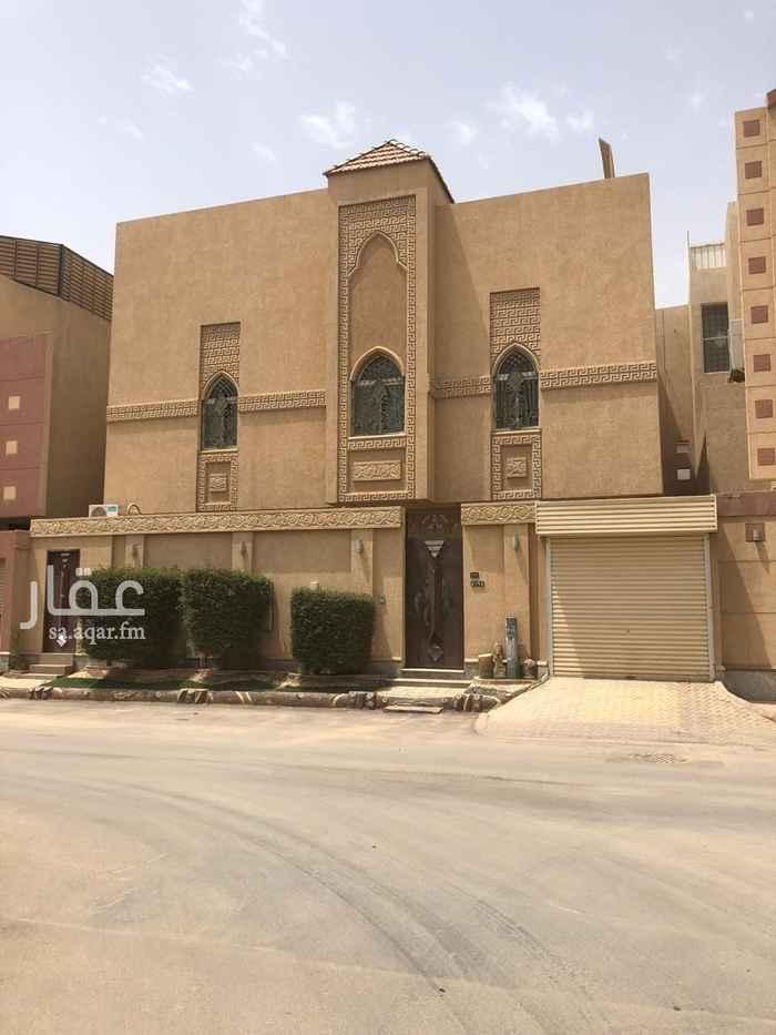 فيلا للبيع في شارع ضوء الصباح ، حي الرحمانية ، الرياض ، الرياض