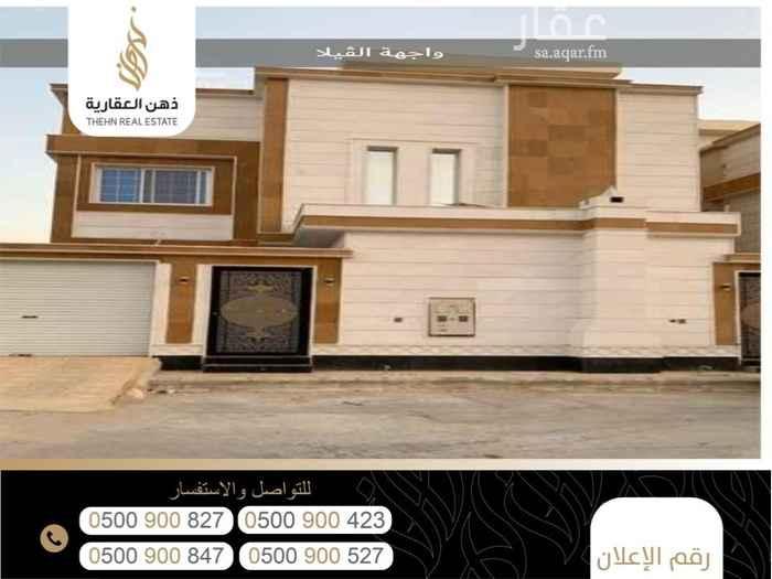 فيلا للإيجار في حي ، شارع عبدالملك بن العباس ، حي المهدية ، الرياض ، الرياض