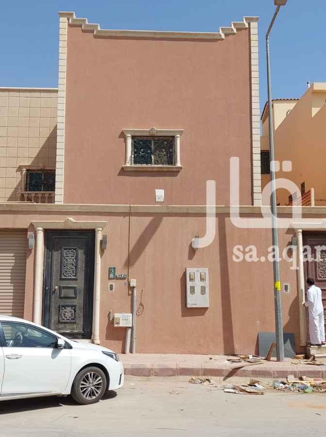 دور للإيجار في شارع الناقورة ، حي الصحافة ، الرياض ، الرياض