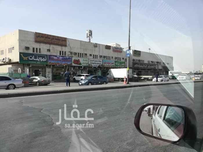 عمارة للبيع في طريق الحائر ، حي العزيزية ، الرياض ، الرياض