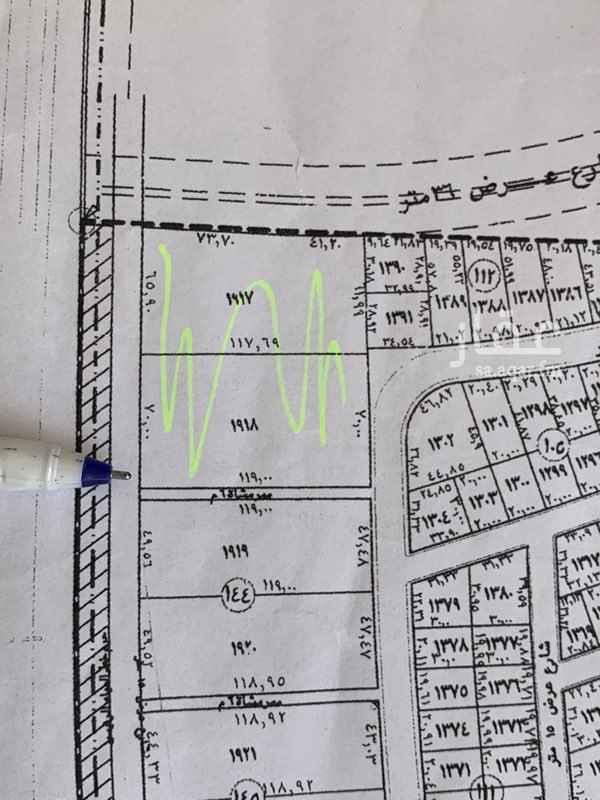 أرض للبيع في القيروان, الرياض