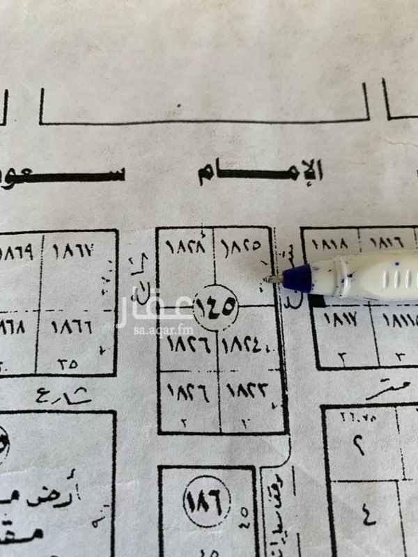 أرض للإيجار في طريق الامام سعود بن فيصل ، حي الصحافة ، الرياض