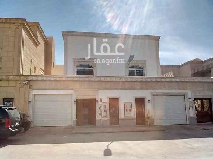 دور للإيجار في شارع عمر الدباس ، حي الربيع ، الرياض ، الرياض
