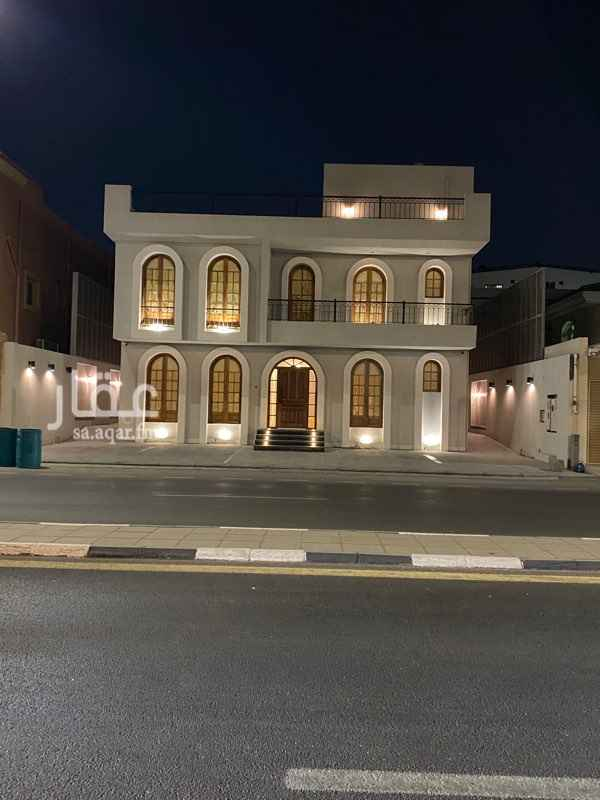 عمارة للإيجار في شارع فراس بن النضر ، حي العليا ، الخبر ، الخبر
