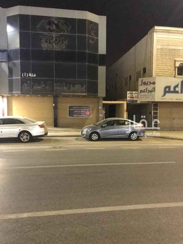 محل للإيجار في شارع خالد بن الوليد ، حي الروضة ، الرياض ، الرياض