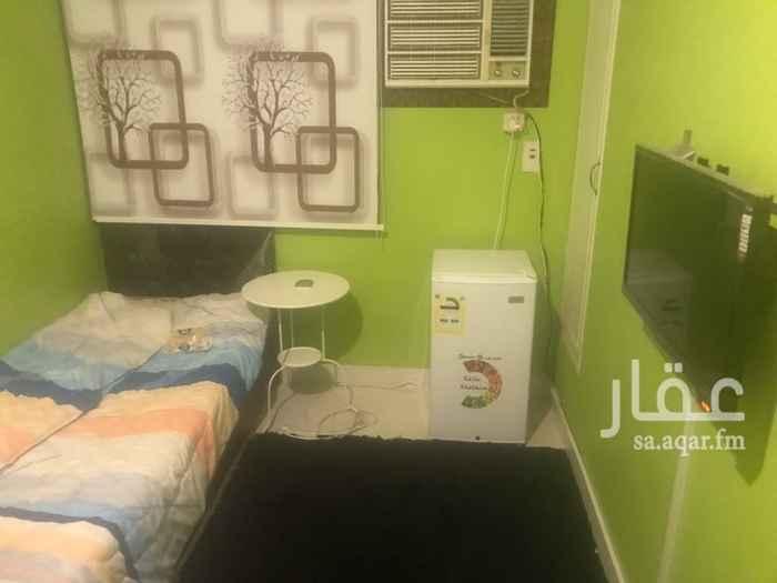 غرفة للإيجار في شارع سهل بن سعد ، حي العليا ، الرياض ، الرياض