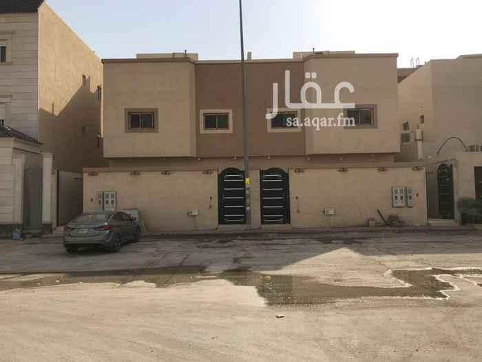 دور للإيجار في شارع محمد حسين فلمبان ، حي النرجس ، الرياض ، الرياض