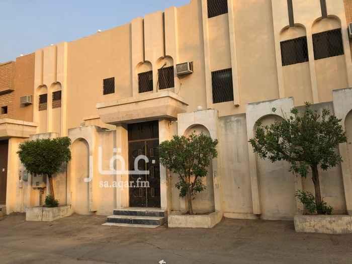 فيلا للبيع في شارع جموح بن عثمان ، حي العريجاء الوسطى ، الرياض