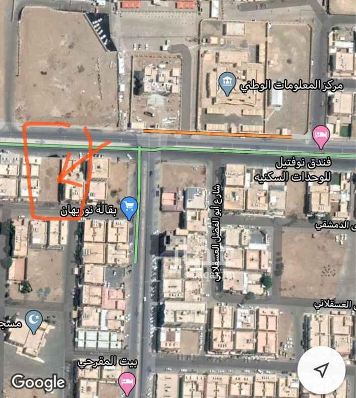 أرض للبيع في حي شمال الفهد ، نجران ، نجران