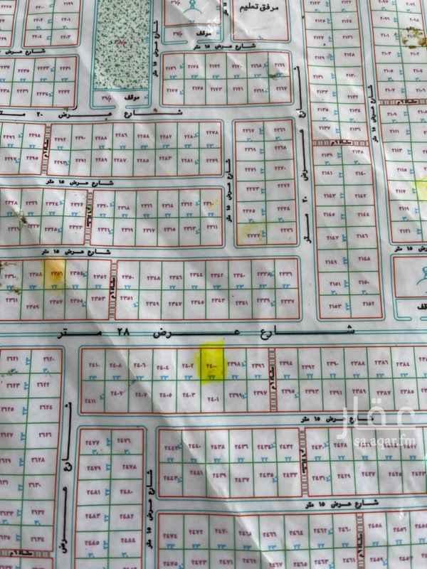أرض للبيع في طريق الملك سعود ، حي الشفاء ، شقراء ، شقراء