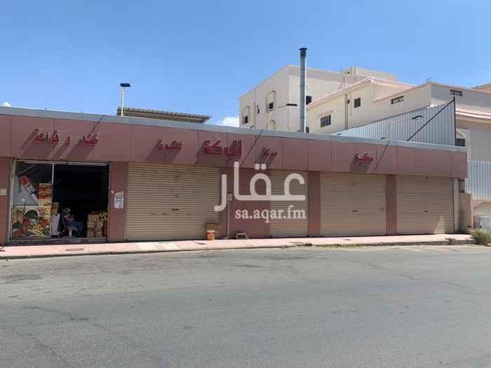 محل للبيع في حي الحلقة الغربية ، الطائف ، الطائف
