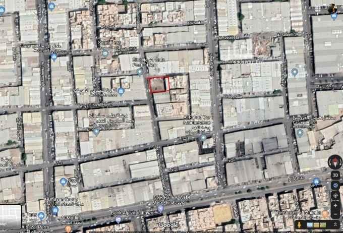 أرض للبيع في شارع عبدالواحد بن احمد ، حي الصناعية القديمة ، الرياض ، الرياض