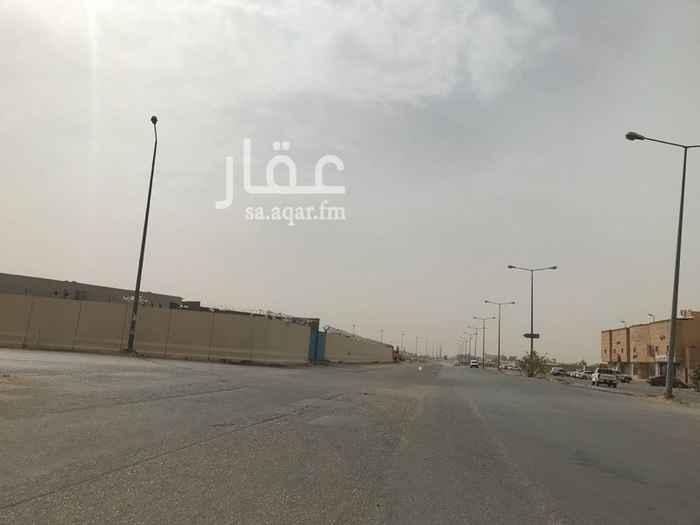 أرض للبيع في طريق الجنادرية الفرعي ، حي القادسية ، الرياض ، الرياض