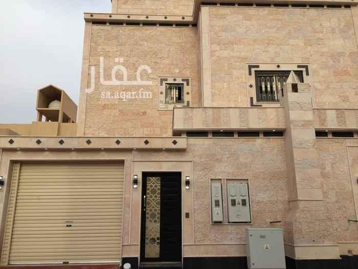 فيلا للإيجار في شارع دخنة ، حي ظهرة لبن ، الرياض