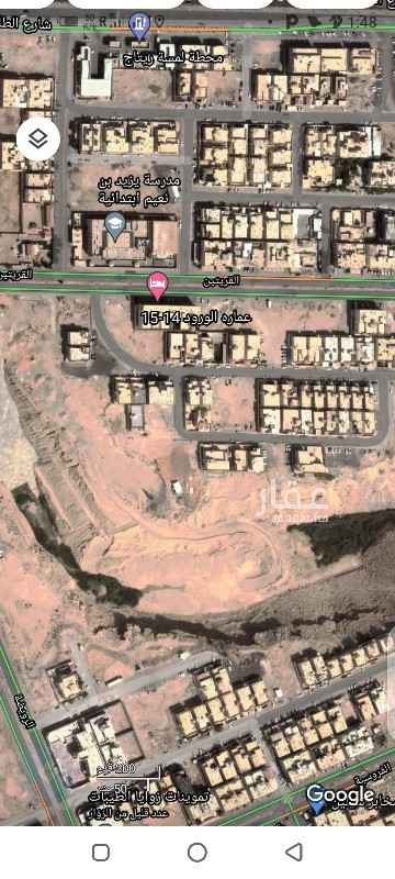 أرض للبيع في شارع القدوه ، حي ظهرة لبن ، الرياض ، الرياض