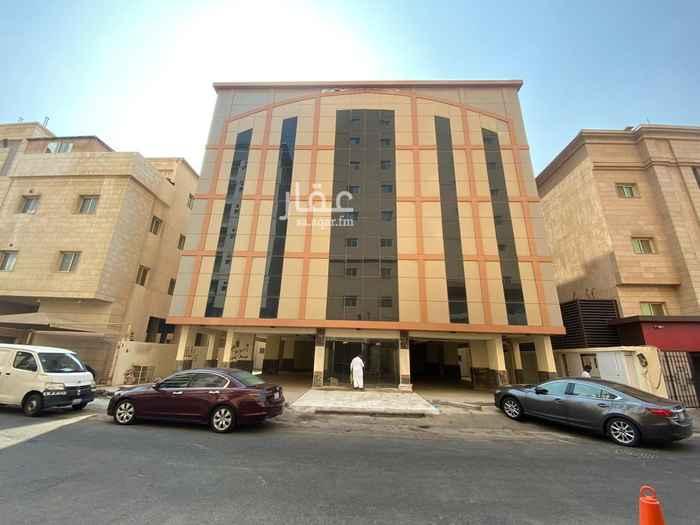 عمارة للإيجار في شارع عثمان الراضي ، حي السلامة ، جدة ، جدة