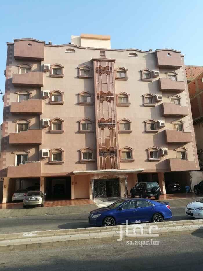 شقة للبيع في شارع الزبير بن موسي ، حي النسيم ، جدة ، جدة
