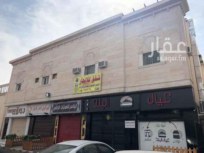 شقة للإيجار في شارع محمد بن الحسين الدمشقي ، حي الرانوناء ، المدينة المنورة ، المدينة المنورة