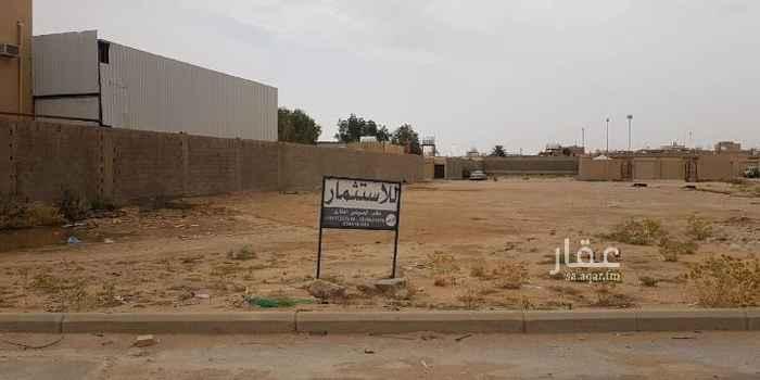 أرض للإيجار في حي المنطقة الصناعية الاولى ، عنيزة