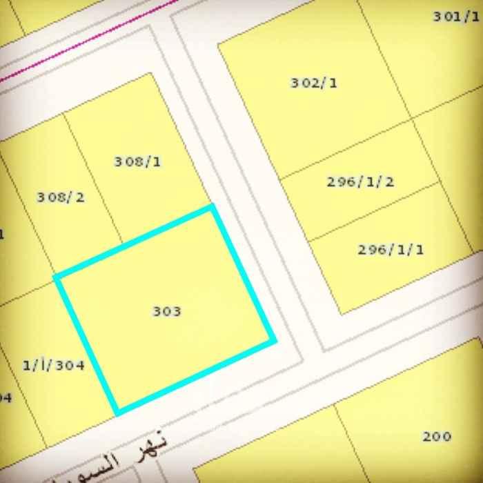 أرض للبيع في شارع نهر السوباط ، حي الصحافة ، الرياض ، الرياض