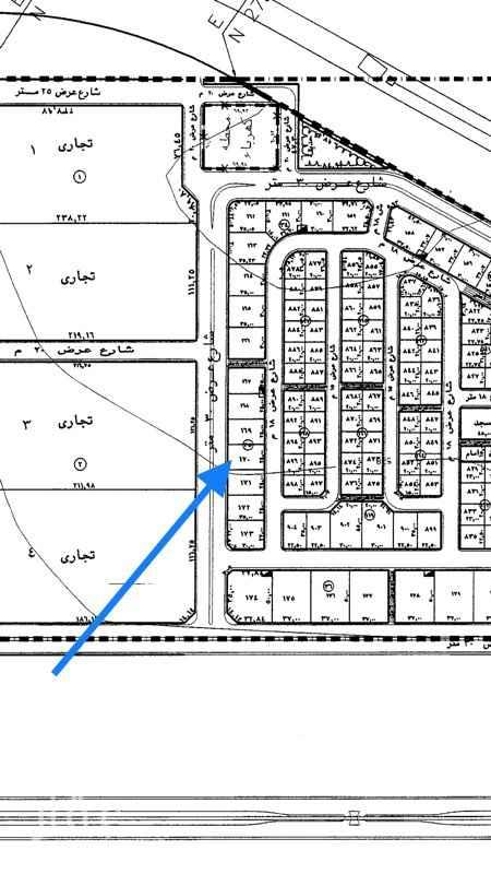 أرض للبيع في حي النسيم الشرقي ، الرياض ، الرياض