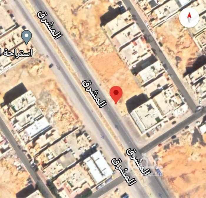 أرض للبيع في شارع المشرق ، حي ظهرة لبن ، الرياض ، الرياض
