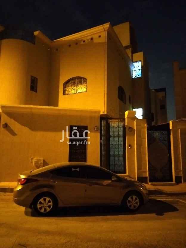 دور للإيجار في شارع محمد بن ابي الازهر ، حي ظهرة البديعة ، الرياض ، الرياض