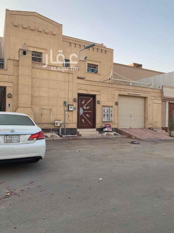 دور للإيجار في شارع علي الزبيري ، حي النهضة ، الرياض ، الرياض