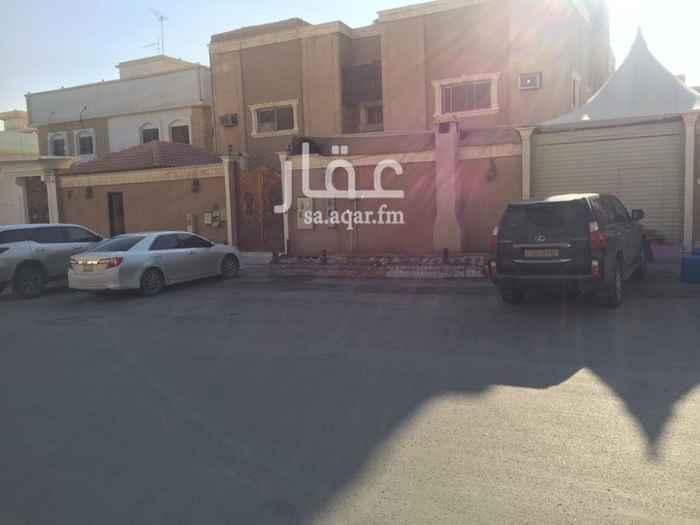 فيلا للبيع في شارع الشيخ عبد العزيز بن محمد بن علي ، حي ظهرة البديعة ، الرياض ، الرياض
