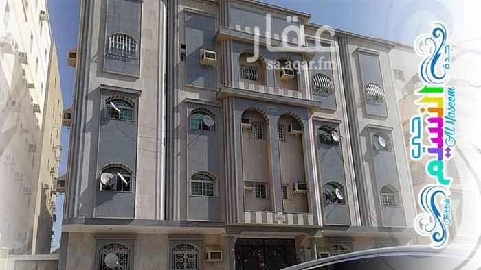 شقة للإيجار في شارع اربد بن رنيش ، حي النسيم ، جدة ، جدة