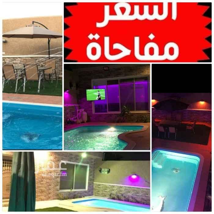 استراحة للإيجار في شارع نجم الدين الايوبي ، حي ظهرة نمار ، الرياض ، الرياض
