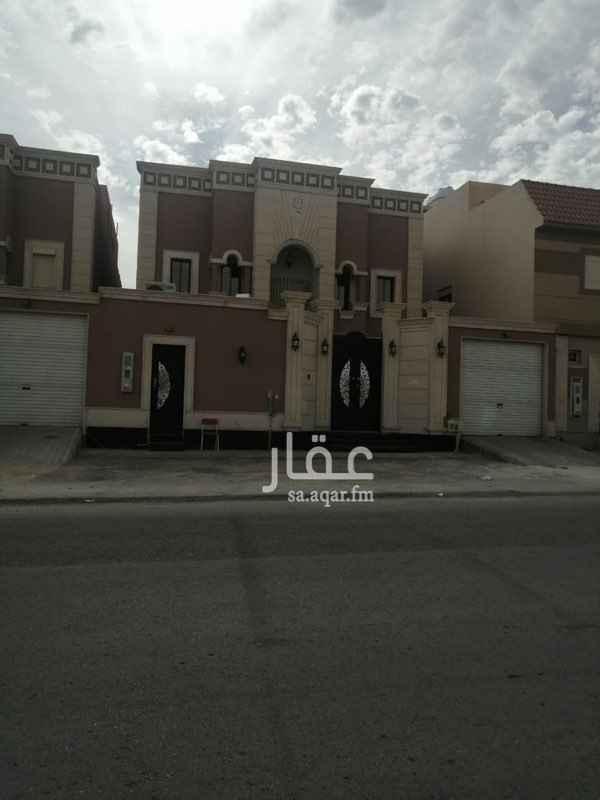 فيلا للإيجار في شارع سعيد المطوع ، حي حطين ، الرياض ، الرياض