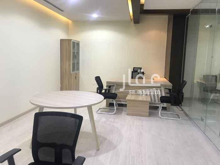 مكتب تجاري للإيجار في شارع الامير سعود بن محمدبن مقرن ، حي الفلاح ، الرياض ، الرياض
