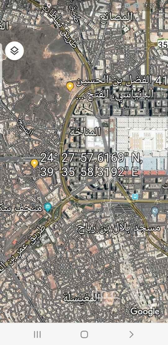 أرض للبيع في شارع جعفر بن عون ، حي السقيا ، المدينة المنورة ، المدينة المنورة