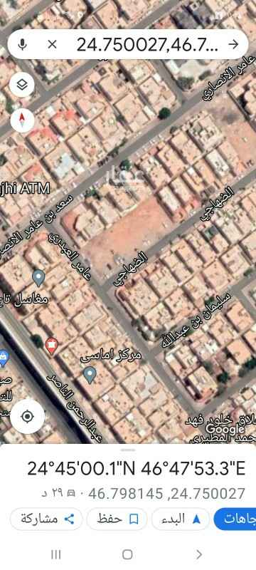 أرض للبيع في شارع بعلبك ، حي النهضة ، الرياض ، الرياض