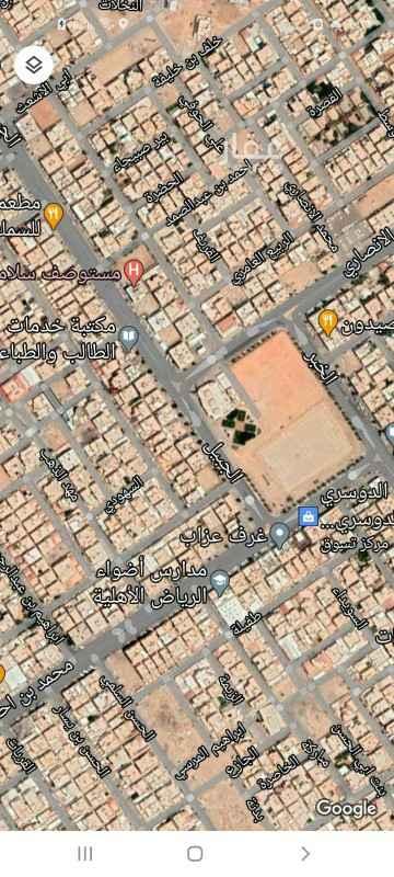 أرض للبيع في شارع الخبر ، حي النهضة ، الرياض ، الرياض