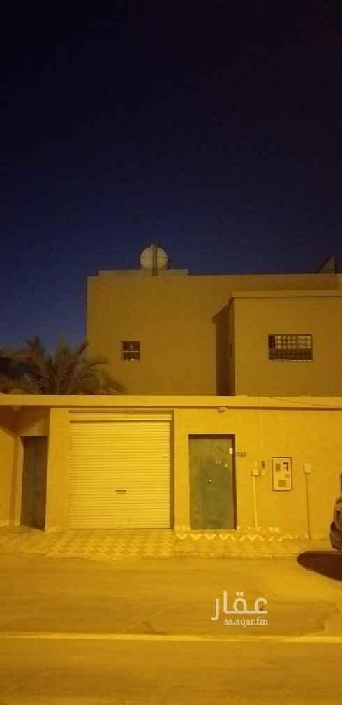 بيت للإيجار في شارع ابي اياس الكناني ، حي بدر ، الرياض ، الرياض