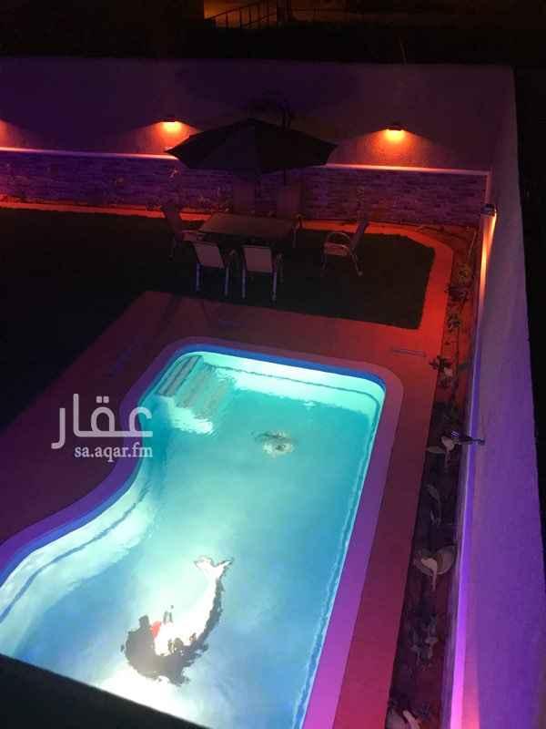استراحة للإيجار في حي اليمامة ، الرياض