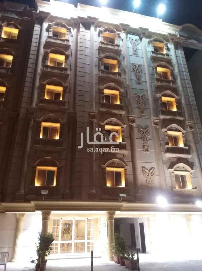 شقة للبيع في شارع يعلي بن حارثه ، حي النزهة ، جدة